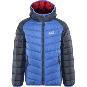 Jack Wolfskin K Zenon Jacket Kids coastal blue